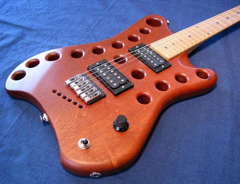 Zachary Handcrafted Custom Guitars