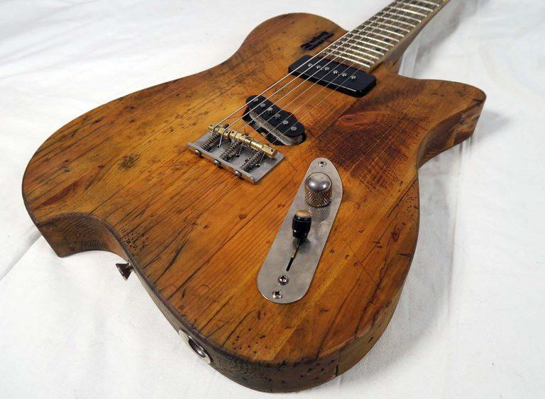 Zachary Guitars ZT Telecaster 280117