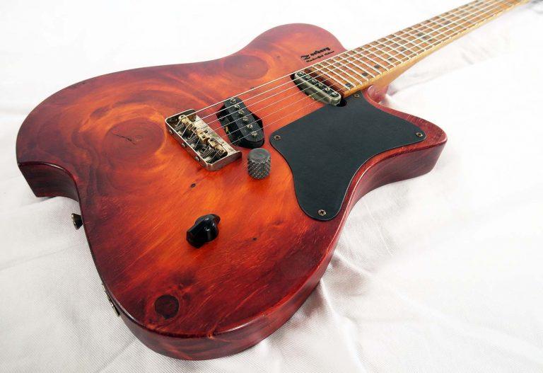 Fender Telecaster knotty pine